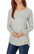 Joules Lilou Stripe Sweatshirt