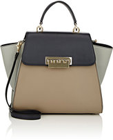 Zac Posen WOMEN'S EARTHA ICONIC TOP-HANDLE SATCHEL-NAVY