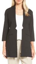 Eileen Fisher Women's Organic Linen Blend Jacket