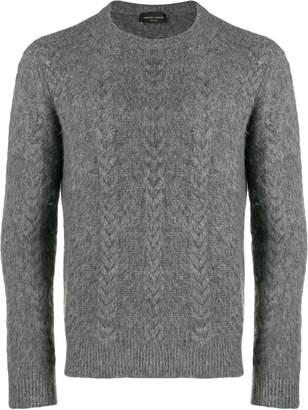Roberto Collina cable knit jumper