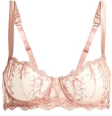 Fleur of England Sofia Balcony underwired lace bra