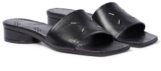 Maison Margiela Leather slides