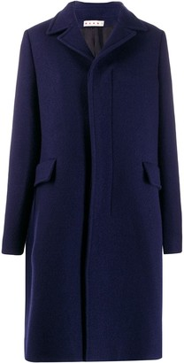 Marni Concealed Front Coat