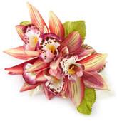 Deborah Rhodes Maui Orchid Napkin Ring