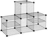 Bed Bath & Beyond Grid Wire Modular Shelving and Storage Cubes