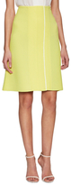 Carolina Herrera A-line Midi Skirt
