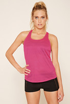 Forever 21 FOREVER 21+ Active Twist-Back Tank