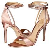 Badgley Mischka Shaylee (Dark Blush) Women's Dress Sandals