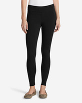 Eddie Bauer Women's Girl On The Go® Knit Leggings