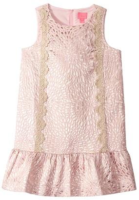 Lilly Pulitzer Thalia Dress (Toddler/Little Kids/Big Kids)