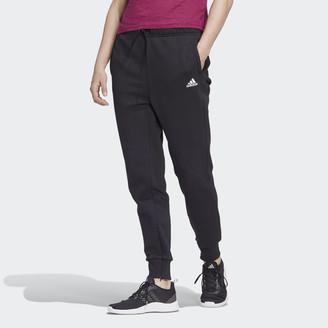 adidas Stacked Logo Fleece Pants