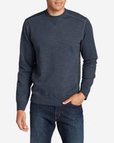 Eddie Bauer Men's Camp Fleece Crew Sweatshirt