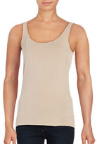 Lord & Taylor Iconic Fit Slimming Tank