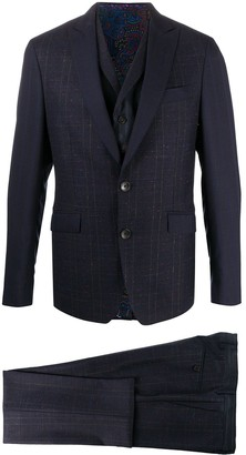 Etro Slim Two-Piece Suit
