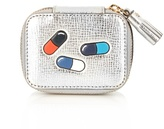 Anya Hindmarch Pills small grained-leather keepsake box