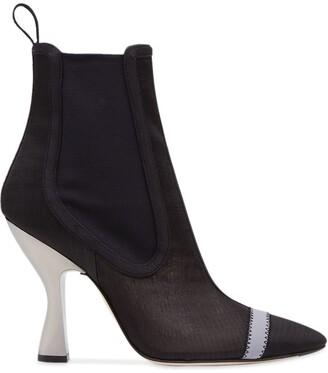 Fendi Colibrì ankle boots