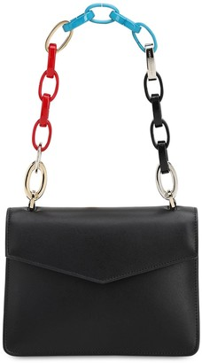 Les Petits Joueurs Mini Pixie Smooth Leather Bag