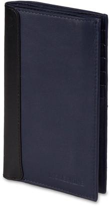 Moleskine Classic Navy Leather Passport Wallet