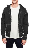 True Religion Men's Big T Stitch Hoodie Sweatshirt