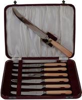 One Kings Lane Vintage 1950s English Knife Set, 7 Pcs