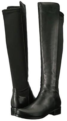 Blondo Velma Waterproof (Black Leather) Women's Boots