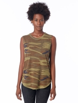Alternative Inside Out Printed Eco-Jersey TM Sleeveless T-Shirt