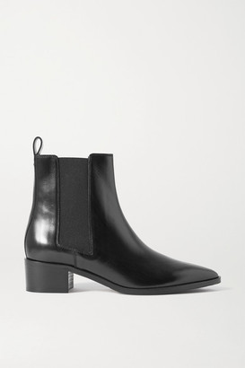 AEYDĒ Lou Leather Chelsea Boots
