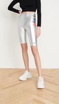 adidas By Alexander Wang Silver Shorts