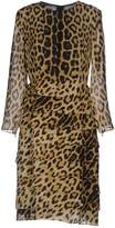 Moschino Cheap & Chic MOSCHINO CHEAP AND CHIC Knee-length dresses - Item 34776875
