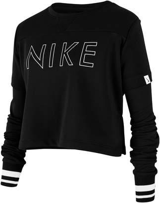 Nike Dri-FIT Studio Crop Training Top