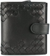 Bottega Veneta mini bi-fold wallet