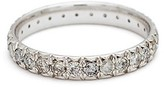 Women's Anna Sheffield Attelage Pave Grey Diamond Ring (Nordstrom Exclusive)