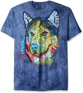 The Mountain Siberian Front T-Shirt, 3X-Large