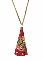 Forest of Chintz Nebuta Dragon Kakigori Pendant