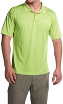 Columbia PFG ZERO Rules Omni-Freeze® ZERO Polo Shirt- UPF 30, Short Sleeve (For Men)