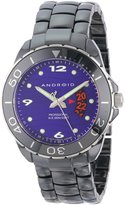 Android Men's AD417AKPU Exotic Divemaster Ceramic Quartz Watch