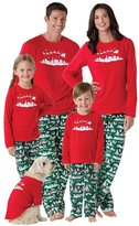 ONEGenug Christmas Family Pajamas Matching Sets Adult Boys Girls Sleepwear