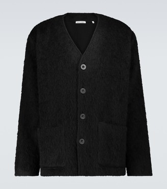 Our Legacy Textured V-neck cardigan