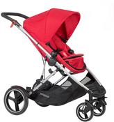 Phil & Teds Red Voyager Stroller