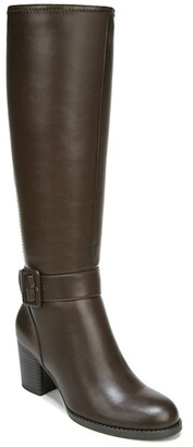 Soul Naturalizer Twinkle Block Heel Buckle Boot - Wide Width Available