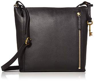 Fossil Women's Tara Leather Crossbody Handbag