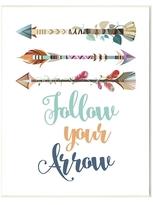 Follow Your Arrows (Wood)