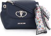 Love Moschino scarf crossbody bag - women - PVC - One Size