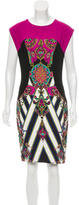 Etro Printed Sleeveless Dress w/ Tags