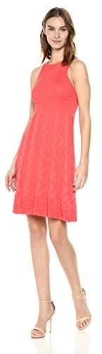 M Missoni Women's Solid Knit Dress
