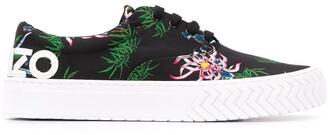Kenzo Sea Lily K-Skate sneakers