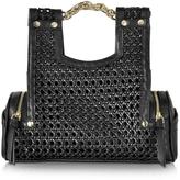 Corto Moltedo Priscillini Black Bentota Tote Bag