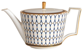 Wedgwood Renaissance Metallic Teapot