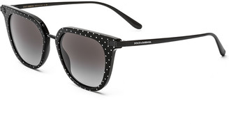 Dolce & Gabbana Women's Dg4363 50Mm Sunglasses