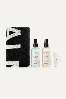 Couture Balmain Paris Hair Texture Towel Gift Set - Colorless